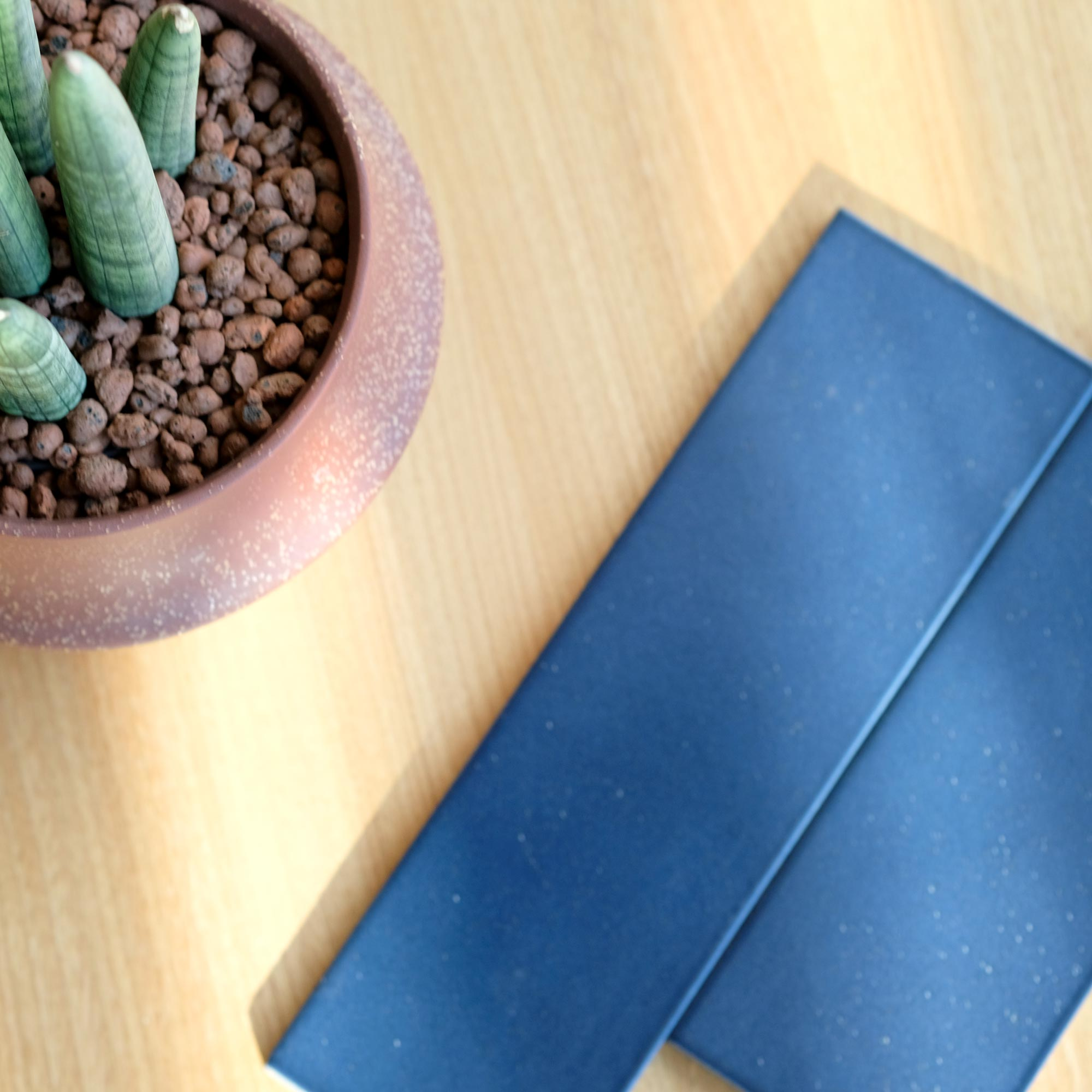 Blue Long Tile -  | Matter of Stuff