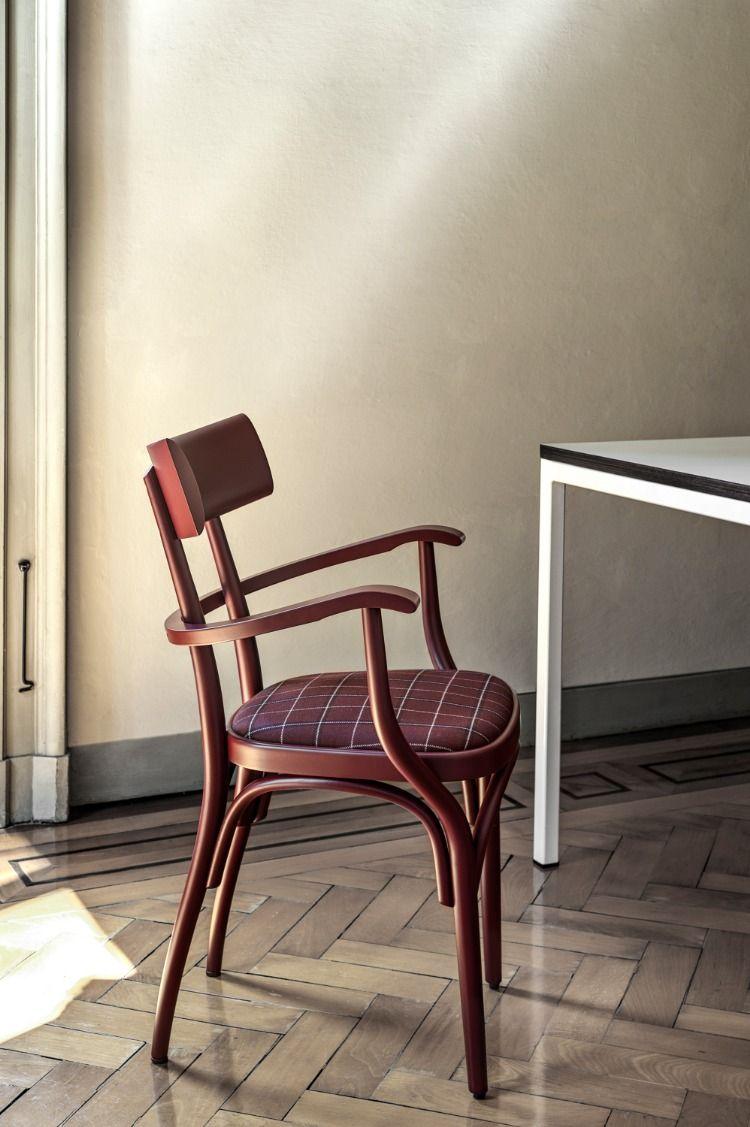 Czech Upholstered Armchair