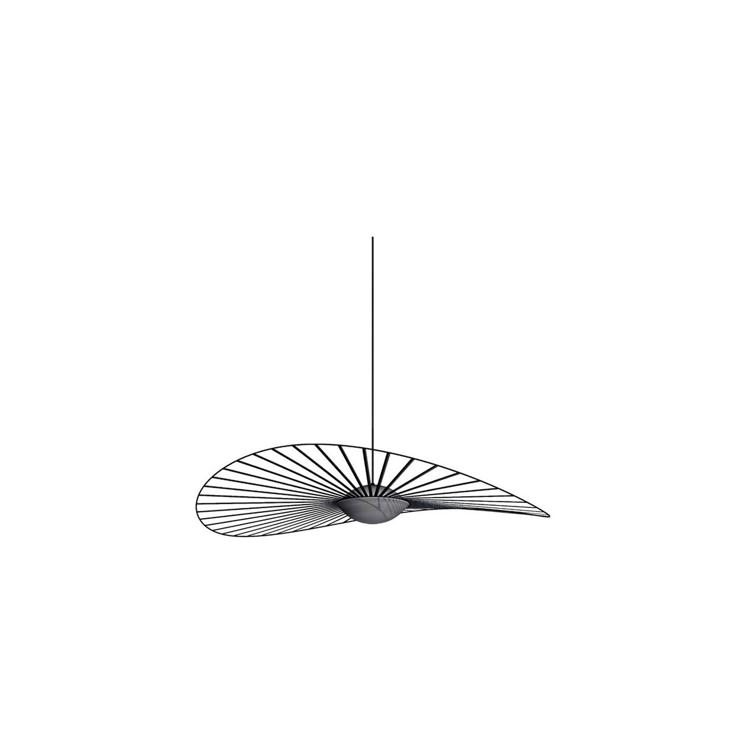 Vertigo Nova Pendant Light - Petite Friture and Constance Guisset, an inseparable duo with lofty ambitions, have started a new chapter of the Vertigo story with Vertigo Nova: a highly technical piece of sophisticated design.
